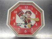 BURSWOOD Clock 1990 CAMPBELL SOUP COMPANY